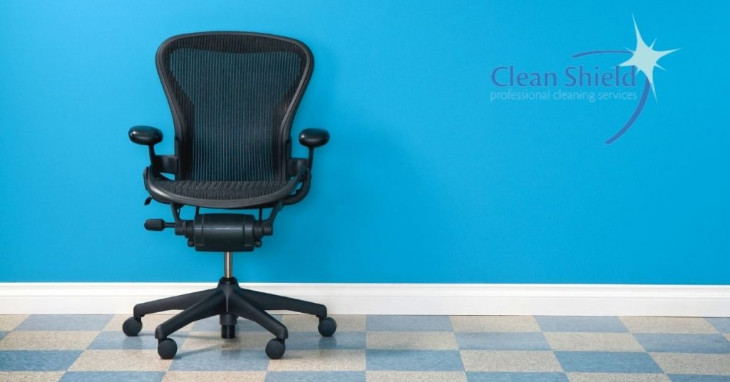 Cleaning Office Chairs